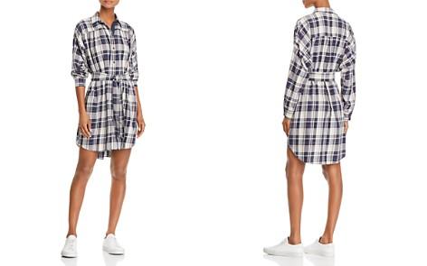 ATM Anthony Thomas Melillo Plaid Shirt Dress - Bloomingdale's_2