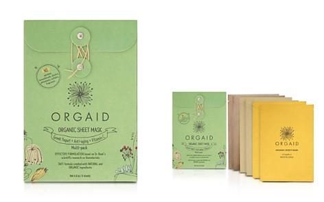 ORGAID Organic Sheet Mask Gift Set - Bloomingdale's_2