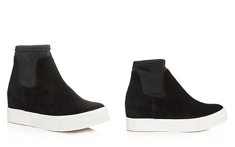 AQUA Women's Wynn Suede High Top Platform Sneakers - Bloomingdale's_2