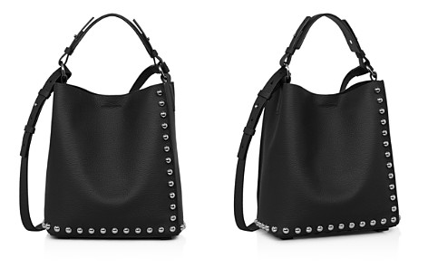 ALLSAINTS Cami Small North South Leather Tote - Bloomingdale's_2