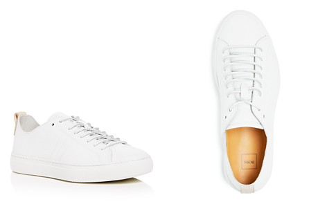 HUGO Men's Enlight Leather Lace Up Sneakers - Bloomingdale's_2