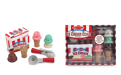 Melissa & Doug Scoop & Stack Ice Cream Cone Play Set - Ages 3+ - Bloomingdale's_2