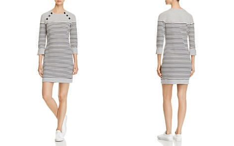 Three Dots Reversible Striped Dress - Bloomingdale's_2