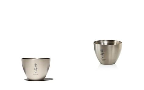 Snow Peak Titanium Sake Double-Wall Cup - Bloomingdale's_2