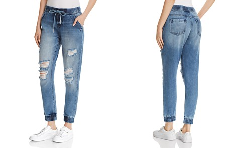 True Religion Jean-Style Jogger Pants in Live In Blues - Bloomingdale's_2