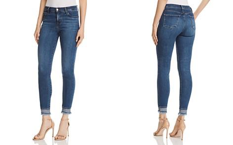 J Brand 835 Crop Skinny Jeans in Hewes - Bloomingdale's_2