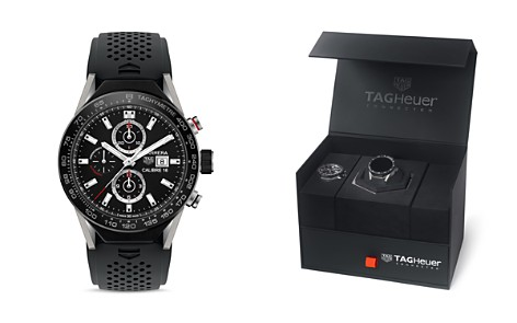 TAG Heuer Connected Modular Chronograph Watch, 45mm - Bloomingdale's_2