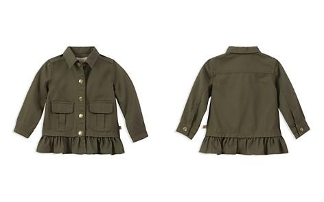 kate spade new york Girls' Ruffled Field Jacket - Big Kid - Bloomingdale's_2