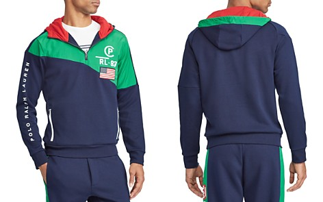 Polo Ralph Lauren Polo CP-93 Pullover Training Jacket - Bloomingdale's_2