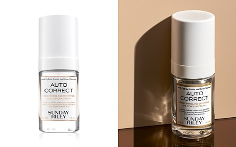 Sunday Riley Auto Correct Brightening & Depuffing Eye Contour Cream - Bloomingdale's_2