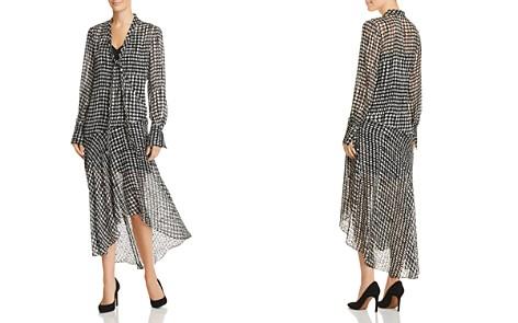 Theory Printed Dot-Print Dress - Bloomingdale's_2