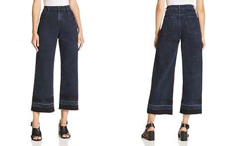 DL1961 Hepburn High Rise Wide Leg Jeans in Stoll - Bloomingdale's_2