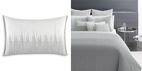 """Vera Wang Degrade Stitching Decorative Pillow, 15"""" x 22"""" - 100% Exclusive - Bloomingdale's_2"""