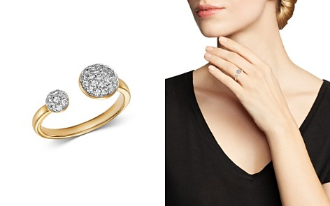 Bloomingdale's Pavé Diamond Open Ring in 14K Yellow Gold, 0.25 ct. t.w. - 100% Exclusive_2