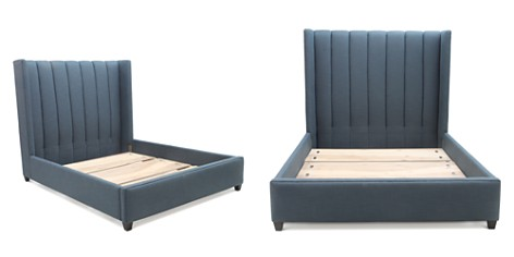 Bloomingdale's Artisan Collection Levi Channeled Queen Bed - 100% Exclusive _2