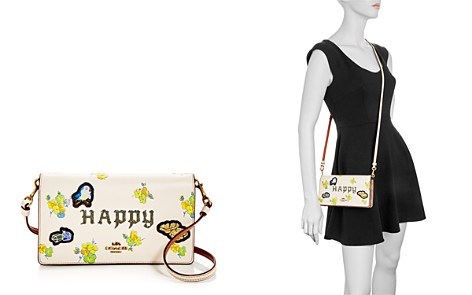 COACH x Disney 1941 Happy Leather Crossbody Clutch - Bloomingdale's_2