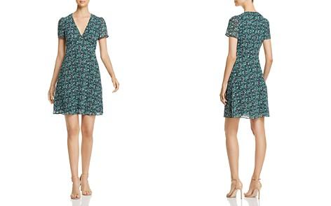 MICHAEL Michael Kors Paisley-Print V-Neck Dress - Bloomingdale's_2