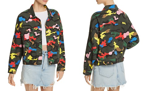 Sunset + Spring Camo Denim Jacket - 100% Exclusive - Bloomingdale's_2
