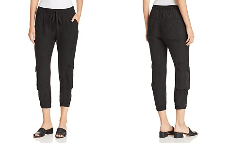 Johnny Was Ramble Cropped Cargo Pants - Bloomingdale's_2