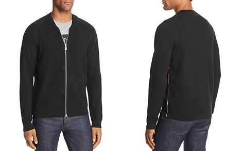 PS Paul Smith Knit Zip Cardigan - Bloomingdale's_2