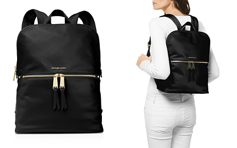 MICHAEL Michael Kors Polly Medium Nylon Slim Backpack - Bloomingdale's_2
