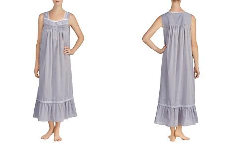 Eileen West Long Sleeveless Nightgown - Bloomingdale's_2