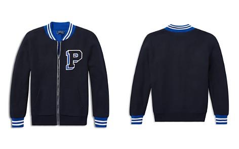 Polo Ralph Lauren Boys' Reversible Cotton Zip Cardigan - Big Kid - Bloomingdale's_2