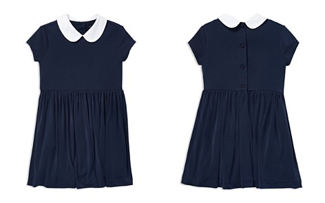 Polo Ralph Lauren Girls' Crepe Dress - Little Kid - Bloomingdale's_2