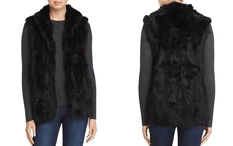 Adrienne Landau Rabbit-Fur Vest - Bloomingdale's_2