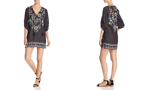 Tolani Embroidered Tunic Dress - Bloomingdale's_2