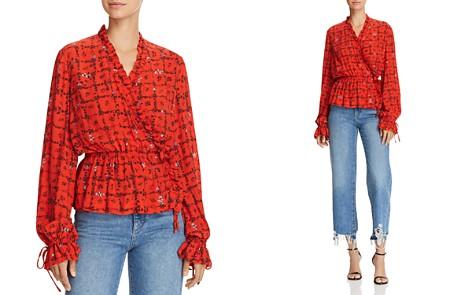 Preen Line Verena Silk Wrap Top - Bloomingdale's_2