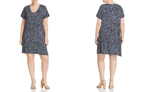 Marc New York Performance Plus Printed Asymmetric Dress - Bloomingdale's_2