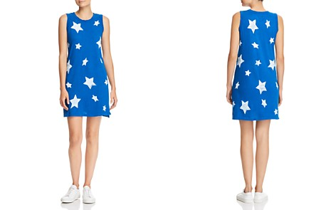 Current/Elliott The Beatnik Star Print Muscle Tank Dress - Bloomingdale's_2