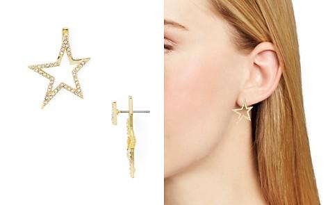Rebecca Minkoff Pavé Supernova Ear Jackets - Bloomingdale's_2