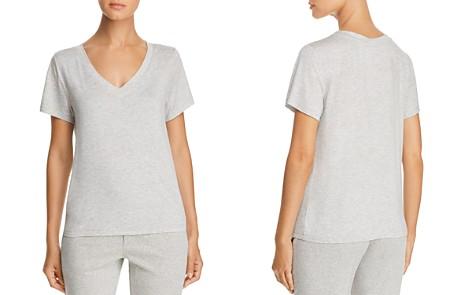 Calvin Klein Form Lounge Short Sleeve V-Neck Tee - Bloomingdale's_2