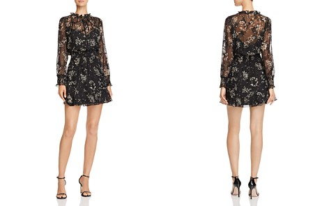 Parker Paisley Floral Dress - Bloomingdale's_2