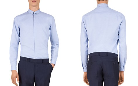The Kooples Faille Slim Fit Sport Shirt - Bloomingdale's_2