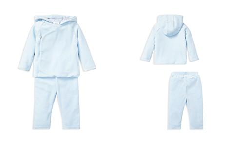 Ralph Lauren Boys' Velour Kimono Hoodie & Pant Set - Baby - Bloomingdale's_2