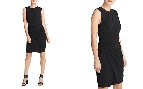 Donna Karan New York Draped Jersey Dress - Bloomingdale's_2