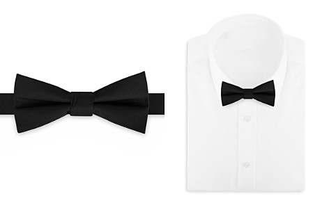 Bloomingdale's Boys Boys' Solid Formal Bow Tie - 100% Exclusive _2