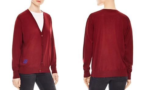 Sandro Or Embellished Wool Cadigan - Bloomingdale's_2