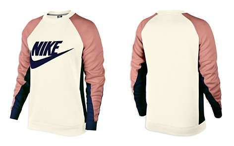 Nike Color-Block Logo Sweatshirt - Bloomingdale's_2