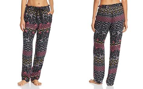 Josie Printed Drawstring Pajama Pants - Bloomingdale's_2
