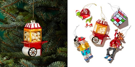Bloomingdale's Popcorn Car Ornament - 100% Exclusive_2
