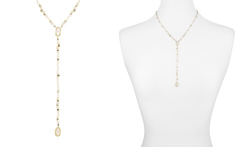 "Kendra Scott Bethany Stone Lariat Necklace, 17"" - Bloomingdale's_2"