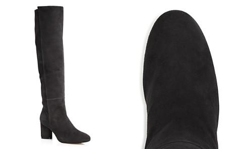 Stuart Weitzman Women's Eloise Almond Toe Suede Boots - Bloomingdale's_2