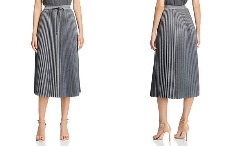 Lafayette 148 New York Gwenda Pleated Midi Skirt - Bloomingdale's_2