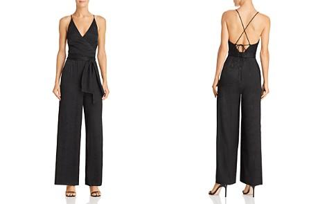 Finders Keepers Heatwave Leopard Print Jumpsuit - Bloomingdale's_2