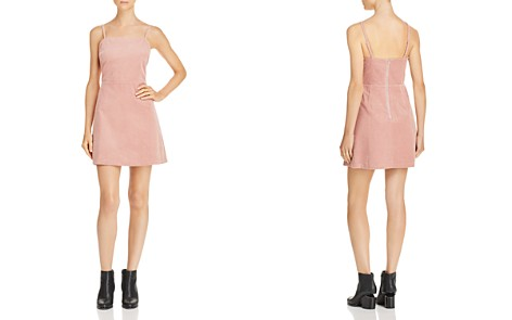 Lost + Wander Alicia Corduroy Mini Dress - Bloomingdale's_2