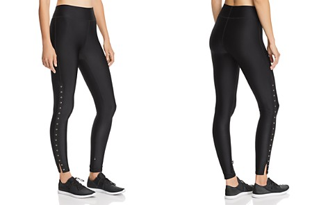 Terez Grommet-Trim Leggings - Bloomingdale's_2